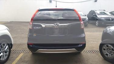 Honda CR-V 5p EXL L4/2.4 Aut usado (2016) color Azul precio $335,000