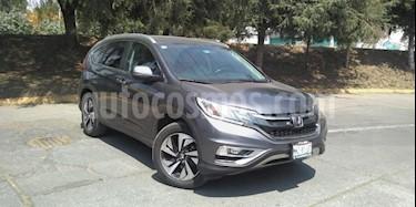Foto venta Auto usado Honda CR-V 5p EXL L4/2.4 Aut (2016) color Gris precio $309,000