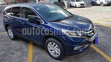Honda CR-V 5p i-Style L4/2.4 Aut usado (2016) color Azul Marino precio $299,000