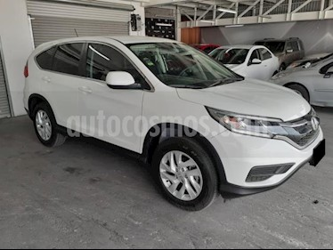 Foto venta Auto usado Honda CR-V 5p i-Style L4/2.4 Aut (2016) color Blanco precio $295,000