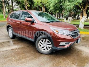 Foto venta Auto usado Honda CR-V 5p i-Style L4/2.4 Aut (2015) color Rojo precio $282,000