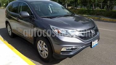 Foto venta Auto usado Honda CR-V 5p i-Style L4/2.4 Aut (2015) color Gris precio $280,000