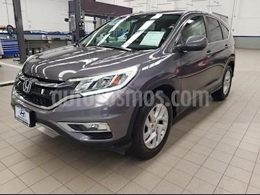 Foto venta Auto usado Honda CR-V 5p i-Style L4/2.4 Aut (2015) color Gris precio $275,000