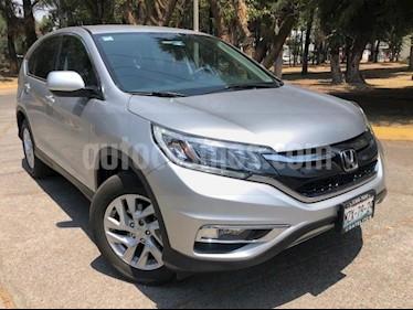 Foto venta Auto usado Honda CR-V 5p i-Style L4/2.4 Aut (2016) color Plata precio $335,000