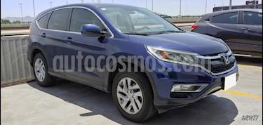 Foto Honda CR-V 5p i-Style L4/2.4 Aut usado (2015) color Azul precio $245,000