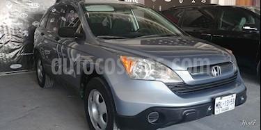 Foto venta Auto usado Honda CR-V 5p LX Aut 4X2 A/A E/E ABS (2007) color Azul precio $120,000