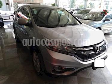 foto Honda CR-V 5p LX L4/2.4 Aut usado (2016) color Plata precio $299,000