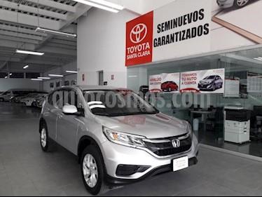 Foto venta Auto usado Honda CR-V 5p LX L4/2.4 Aut (2016) color Plata precio $298,000