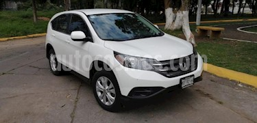 Foto Honda CR-V 5p LX L4/2.4 Aut usado (2014) color Blanco precio $229,000