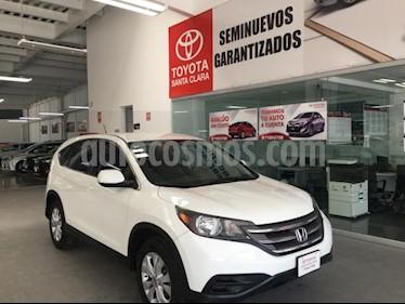Foto venta Auto usado Honda CR-V 5p LX L4/2.4 Aut (2014) color Blanco precio $225,000