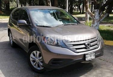 Foto Honda CR-V 5p LX L4/2.4 Aut usado (2014) color Gris precio $239,000