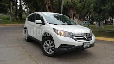 Honda CR-V 5p LX L4/2.4 Aut usado (2014) color Blanco precio $235,000
