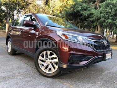 Foto venta Auto usado Honda CR-V 5p LX L4/2.4 Aut (2016) color Rojo precio $305,000