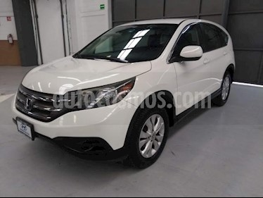 Foto venta Auto usado Honda CR-V 5p LX L4/2.4 Aut (2012) color Blanco precio $185,000