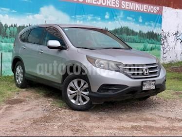 Foto Honda CR-V 5P LX TA CD RA usado (2013) color Plata precio $205,000