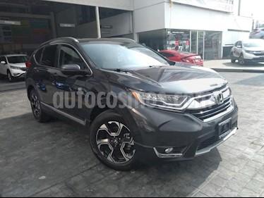 Foto venta Auto usado Honda CR-V 5p Touring L4/1.5/T Aut (2019) color Gris precio $524,305