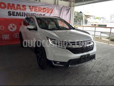 Foto Honda CR-V 5p Touring L4/1.5/T Aut usado (2019) color Blanco precio $513,900