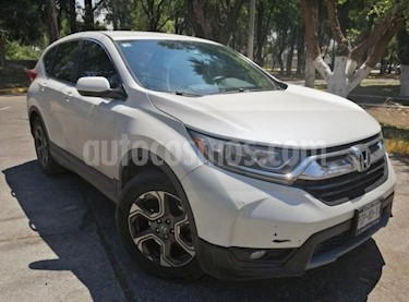 Foto venta Auto usado Honda CR-V 5p Turbo Plus L4/1.5/T Aut (2017) color Blanco precio $385,000