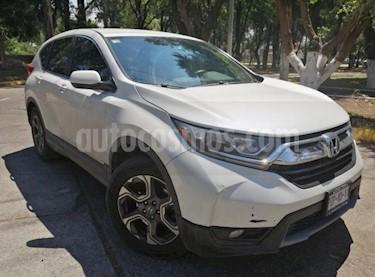 Foto venta Auto usado Honda CR-V 5p Turbo Plus L4/1.5/T Aut (2017) color Blanco precio $410,000