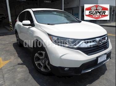 Foto venta Auto usado Honda CR-V 5p Turbo Plus L4/1.5/T Aut (2017) color Blanco precio $395,000