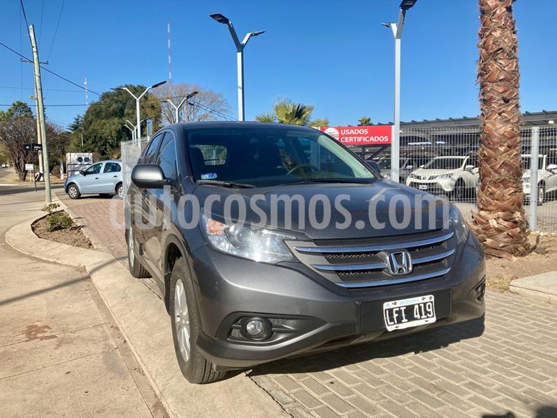 Honda CR-V 2.4 EXL Aut usado (2012) color Gris Oscuro precio $1.380.000
