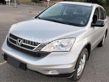 Honda CR-V LX 4x2 Aut usado (2011) color Gris precio $655.000