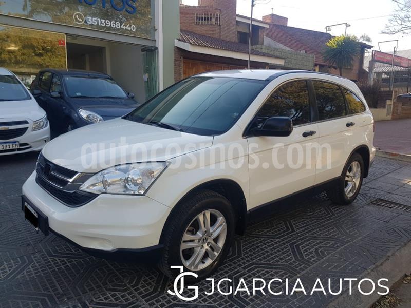 Honda CR-V 2.4 EXL Aut usado (2011) color Blanco precio $1.200.000