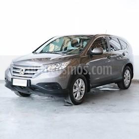Honda CR-V LX 4x2 Aut usado (2013) color Gris precio $1.319.000
