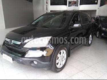Honda CR-V - usado (2007) color Negro precio $550.000