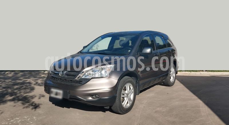 Honda CR-V 2.4 EXL Aut usado (2010) color Gris Oscuro precio $1.390.000