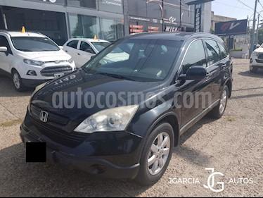 Honda CR-V 2.4 EXL Aut usado (2009) color Negro precio $640.000