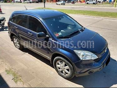 Honda CR-V 2.4 EXL Aut usado (2008) color Azul precio $540.000