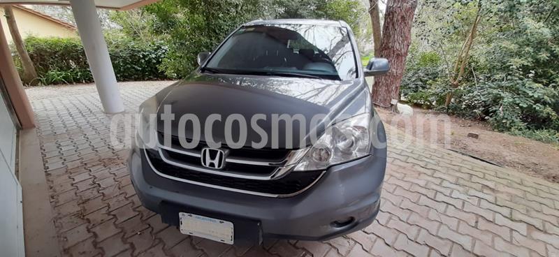 Honda CR-V EXL 4x4 (170CV) Aut usado (2011) color Gris precio u$s9.500