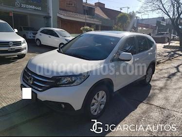 Honda CR-V LX 2.4L 4x2 (185CV)  usado (2012) color Blanco precio $1.790.000