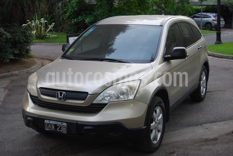 Honda CR-V LX 4x2 Aut usado (2007) color Beige precio $950.000