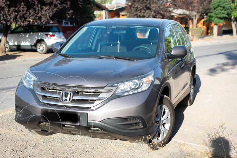 Honda CR-V LX 2WD   usado (2014) color Cafe precio $12.890.000