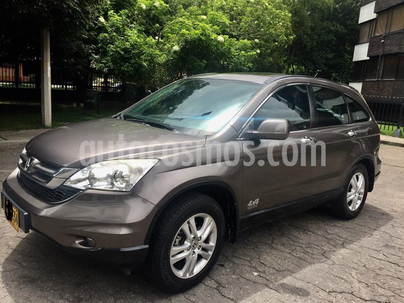 Honda CR-V EX 2.4L Aut usado (2010) color Bronce precio $42.000.000