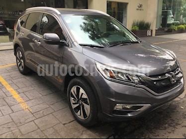 Foto venta Auto usado Honda CR-V CR-V EXL NAVI 4WD 5PTAS (2016) color Gris precio $345,000