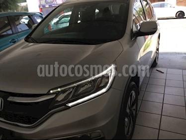 Foto venta Auto usado Honda CR-V CRV EXL NAVI 4WD (2016) color Plata Diamante precio $349,000