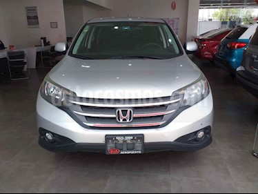 Foto venta Auto usado Honda CR-V EX 2.4L (156Hp) (2013) color Plata precio $205,000