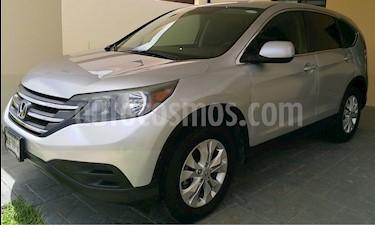 Honda CR-V EX 2.4L (156Hp) usado (2012) color Plata precio $195,000