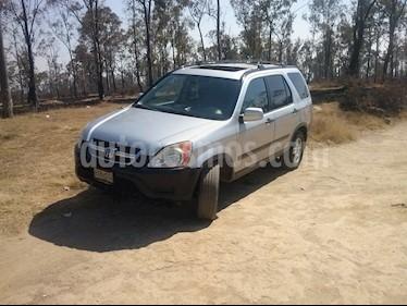 Foto venta Auto usado Honda CR-V EX 2.4L (156Hp) (2003) color Gris Plata  precio $91,000