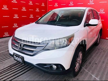 Foto Honda CR-V EX 2.4L (156Hp) usado (2013) color Blanco precio $235,000