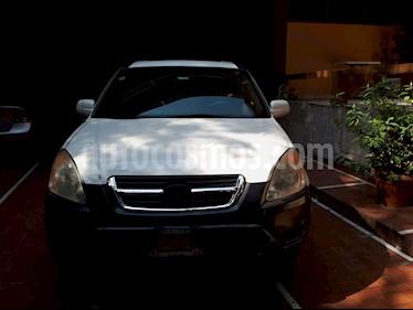 Foto venta Auto Seminuevo Honda CR-V EX 2.4L (156Hp) (2004) color Blanco precio $83,000