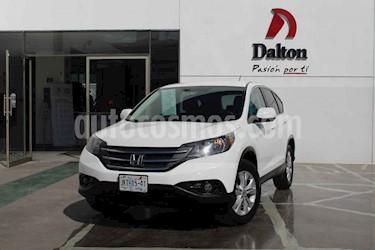 Honda CR-V EX 2.4L (156Hp) usado (2013) color Blanco precio $219,000