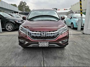 Foto venta Auto usado Honda CR-V EX 2.4L (156Hp) (2015) color Vino Tinto precio $295,000