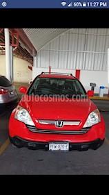 Honda CR-V EX 2.4L (156Hp) usado (2009) color Rojo precio $147,000
