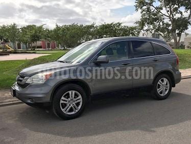 Honda CR-V EX 2.4L (156Hp) usado (2011) color Gris Oscuro precio $180,000