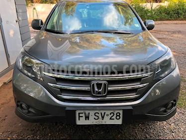 Honda CR-V EX 4WD  usado (2013) color Gris Grafito precio $9.200.000