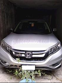 Honda CR-V EX Edicion Especial usado (2016) color Plata precio $300,000